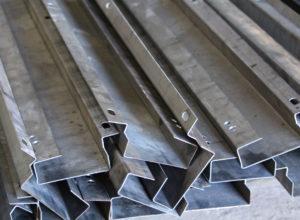 Рубка металла в Калининграде